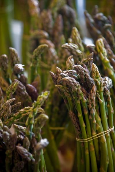 Asparagus from Peru