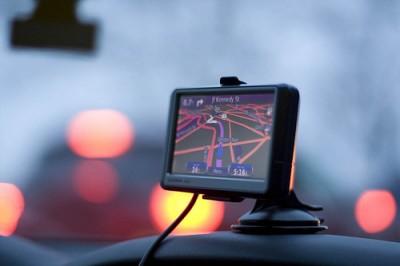 GPS Lost